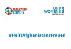 Frauenrechtlerinnen in Afghanistan brauchen dringend Schutz!